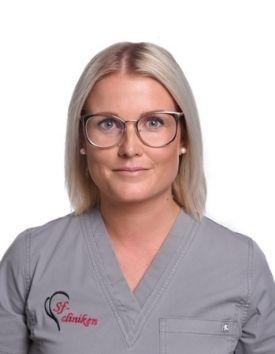 Anna-Kaisa Toppala - Leikkaus- ja anestesiahoitaja.