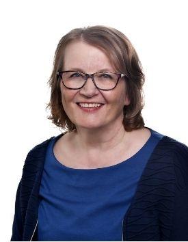 Leena Halme - Anestesiologian erikoislääkäri.