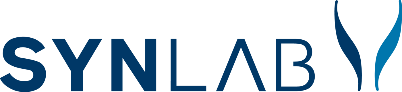 Synlabin logo.